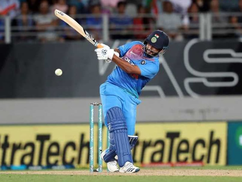 "Rishabh Pant ""Healthy Headache"", Says Chief Selector Ahead Of World Cup"