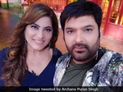 Archana Puran Singh Says Replacing Navjot Singh Sidhu On Kapil Sharma Show Is A 'Possibility'
