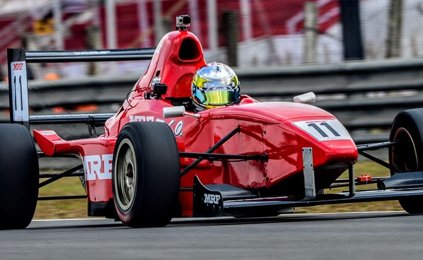The previous youngest driver to start in MRF F1600 was 16-years-old, Shahan did at the age of 14 years