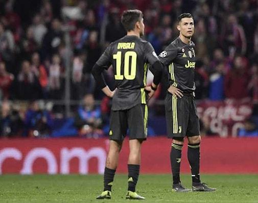 Formidable Atletico Madrid Stun Cristiano Ronaldo And Juventus