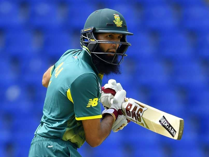 Hashim Amla Left Out Of South Africa Squad For First Three ODIs Against Sri Lanka
