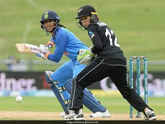 India Women vs New Zealand Women 1st T20I score LIVE at Westpac Stadium, Wellington