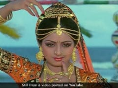 Sridevi, Always And Forever. 8 Best Songs Of The Actress