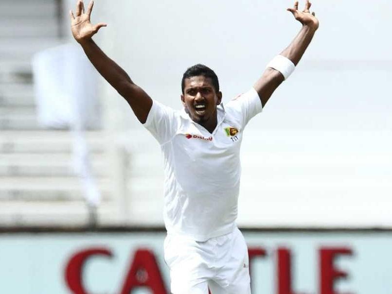 1st Test: Vishwa Fernando Shines As Sri Lanka Defy Odds Against South Africa On Day 1