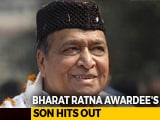 "Video : Bharat Ratna For ""Cheap Thrills"": Bhupen Hazarika's Son On Protest Mode"