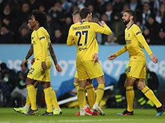 Chelsea Edge Out Malmo As Arsenal Suffer Europa League Setback