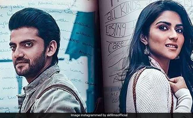 Here's When Pranutan And Zaheer Iqbal's Notebook Trailer Will Release
