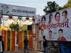Will Priyanka Gandhi Boost Congress' Chances In Uttar Pradesh? Mission Begins Today