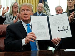 Trump Signs Order To Create US Space Force, To Handle Threats In Space