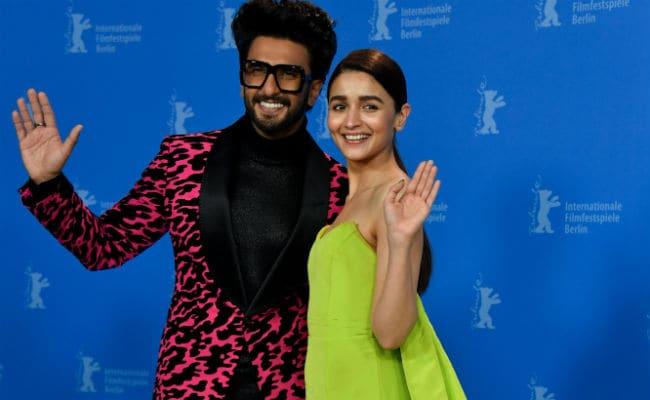 Ranveer Singh And Alia Bhatt's Gully Boy Prompts Loud Cheers At World Premiere In Berlin