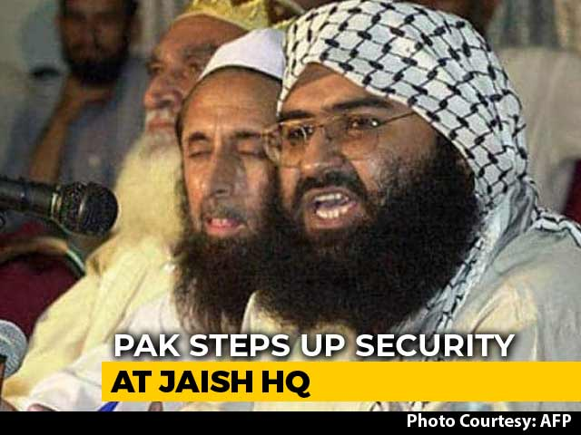Video : Amid Global Pressure, Pak Government Takes Control Of Jaish Headquarters