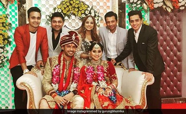 Nimki Mukhiya के 'बब्बू सिंह' की हो गई शादी, इनके साथ लिए सात फेरे, देखें Photos