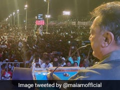 """<i>Mahagathbandhan</i> Will Unravel"": Kamal Haasan On His Party's Anniversary"