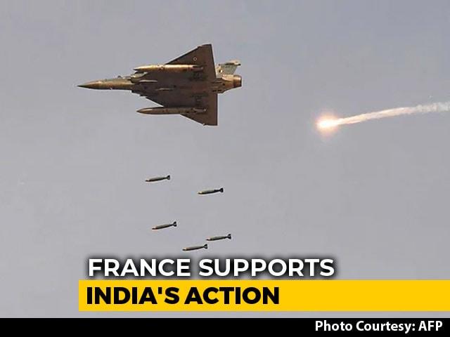 Video : Recognise India's Legitimacy To Ensure Security Against Terror: France