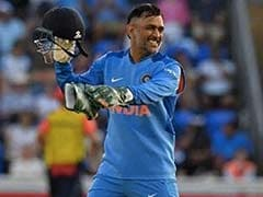 """""""Never Leave Your Crease With MS Dhoni Behind The Stumps"""": ICC"""