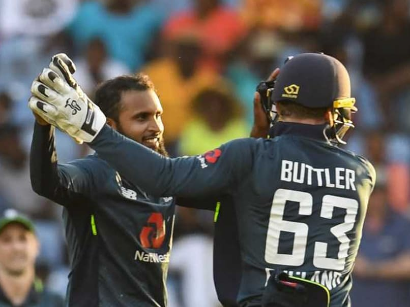 Adil Rashid, Jos Buttler Take England To Victory Despite Chris Gayle Fireworks