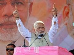 हमारी सरकार ने अंतरिम बजट में कांग्रेस की तरह 'कर्जमाफी' की ड्रामेबाजी नहीं की: PM मोदी