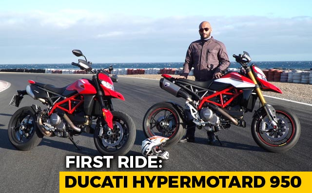 2019 Ducati Hypermotard 950/SP First Ride Review