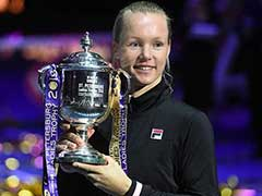 Kiki Bertens Fights Back To Clinch St Petersburg Title
