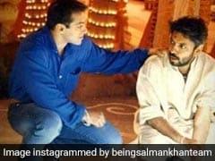 Salman Khan And Sanjay Leela Bhansali Reunite, 19 Years After <i>Hum Dil De Chuke Sanam</i>