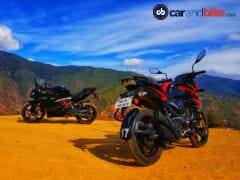 Exploring The Land Of The Thunder Dragon On TVS Apache Motorcycles