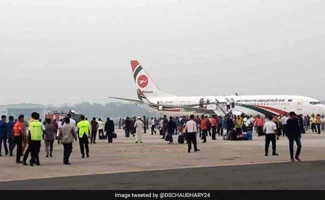 बांग्लादेश: विमान हाईजैक की कोशिश नाकाम, कमांडो ऑपरेशन में संदिग्ध विमान अपहरणकर्ता मारा गया