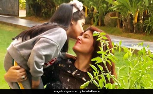 Twinkle Khanna Shares Cool New Excuse To Bunk School, Courtesy Daughter Nitara
