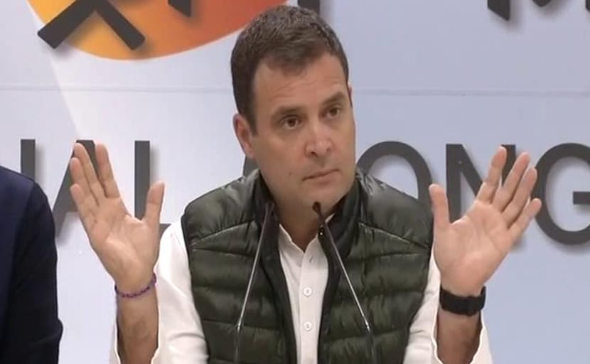 'Rahul Gandhi Is A Lobbyist For Competitive Firms,' Says BJP: Live Updates