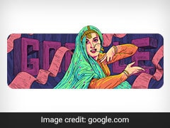 Google Celebrates Madhubala's 86th Birthday With A Doodle