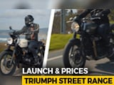 Video : 2019 Triumph Street Twin & Street Scrambler Launched