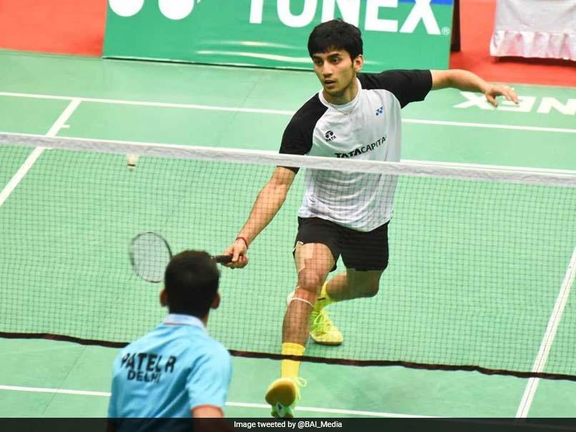 Lakshya Sen, Sourabh Verma Make Winning Starts At Badminton Nationals