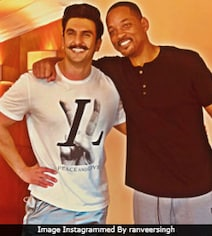 'Loving It:' Will Smith's Special Message For Ranveer And 'Gully Boy'