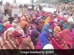 दिल्ली से नोएडा जोड़ने वाले रास्ते DND पर जाने पर लग सकता है जाम, किसानों का प्रदर्शन जारी