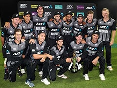 New Zealand Survive India's Late Onslaught To Clinch T20I Series 2-1