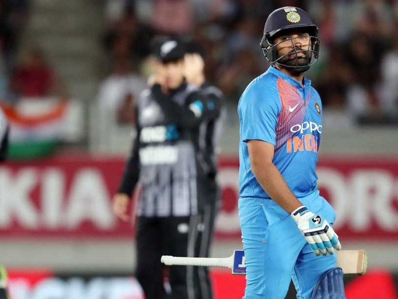 "Rohit Sharma Signs Off From New Zealand With ""Positives, Mistakes To Move Ahead"""