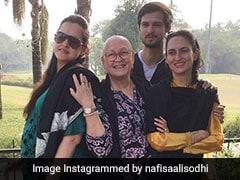 Nafisa Ali, Battling Cancer, Shares Health Update On Instagram