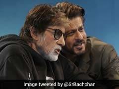 अमिताभ बच्चन ने मांगी नौकरी  तो शाहरुख खान बोले- आपको मिल जाए तो मुझे भी बता देना...