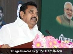MK Stalin's Dream Of AIADMK Losing Power Is A Mirage: K Palaniswami
