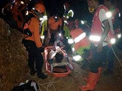Indonesia Landslide Kills At Least Three, 60 Feared Buried