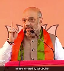 BJP Chief Amit Shah To Fight Polls From Gandhinagar, Replaces LK Advani