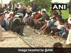 Gujjar Agitation Enters Third Day; Train Services Remain Affected