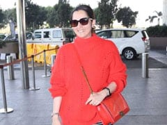 Sania Mirza's Comfy Outfit Is For Days You Don't Want To Make An Effort. Get Her Look