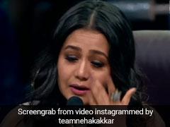 नेहा कक्कड़ ब्रेकअप के बाद फिर हुईं इमोशनल,  वायरल Video में छलका दर्द