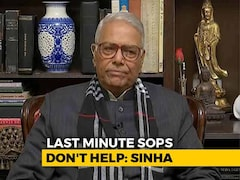 Video: Some Of The Budget Handouts May Cause A Fiscal Burden: Yashwant Sinha