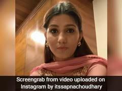 Sapna Choudhary ने शहीद जवानों को श्रद्धांजलि देते हुए कही दिल छू जाने वाली बात, Video हुआ वायरल