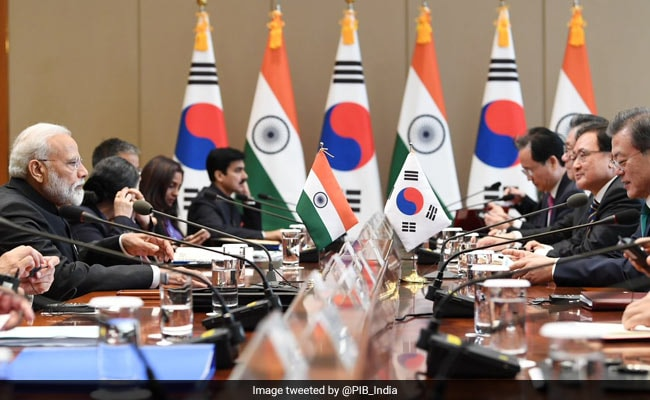 India, South Korea Sign 7 Pacts, PM Awarded Seoul Peace Prize: Highlights