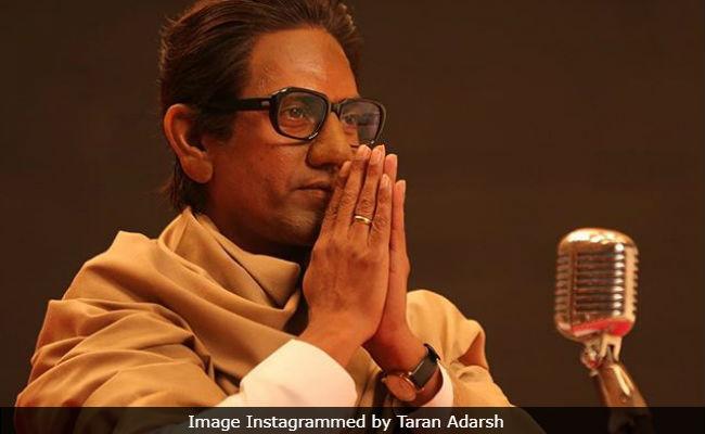 Thackeray Box Office Collection Day 8: नवाजुद्दीन सिद्दीकी ने खूब बटोरी वाहवाही, अब तक कमा डाले इतने करोड़