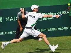 Italy Outclass India 3-1 To Book Davis Cup Finals Berth