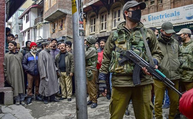 """Hard Disks"" Found In Terror Funding Raids In Delhi, J&K: Tax Officials"