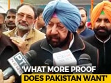 "Video : ""We'll Pick Up Masood Azhar If You Can't"": Amarinder Singh To Imran Khan"